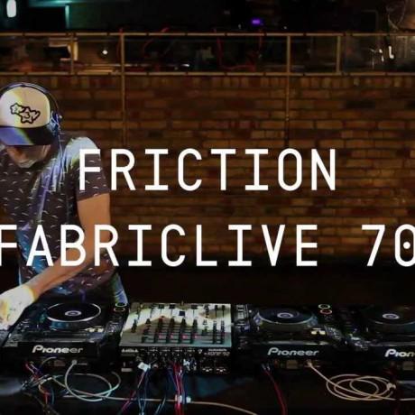 FABRICLIVE 70: Friction (Promo Minimix)