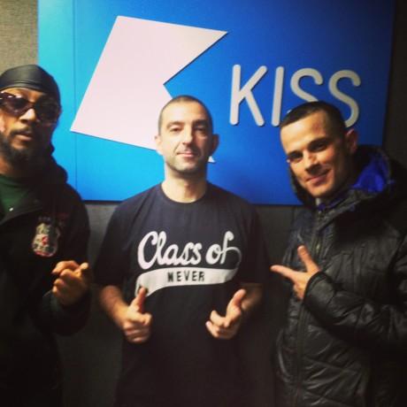 Dj Hype & Mc's Shabba D & Stormin – Kiss FM