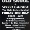 DJ Faydz Speed Garage