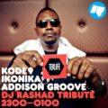DJ Rashad Tribute - Rinse FM Podcast - Kode9, Addison Groove & Ikonika