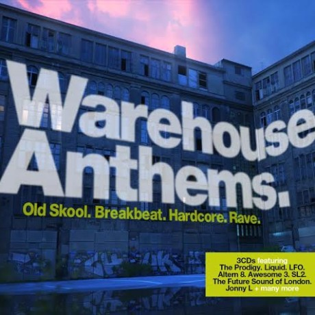 Warehouse Anthems – The Album – TV Ad