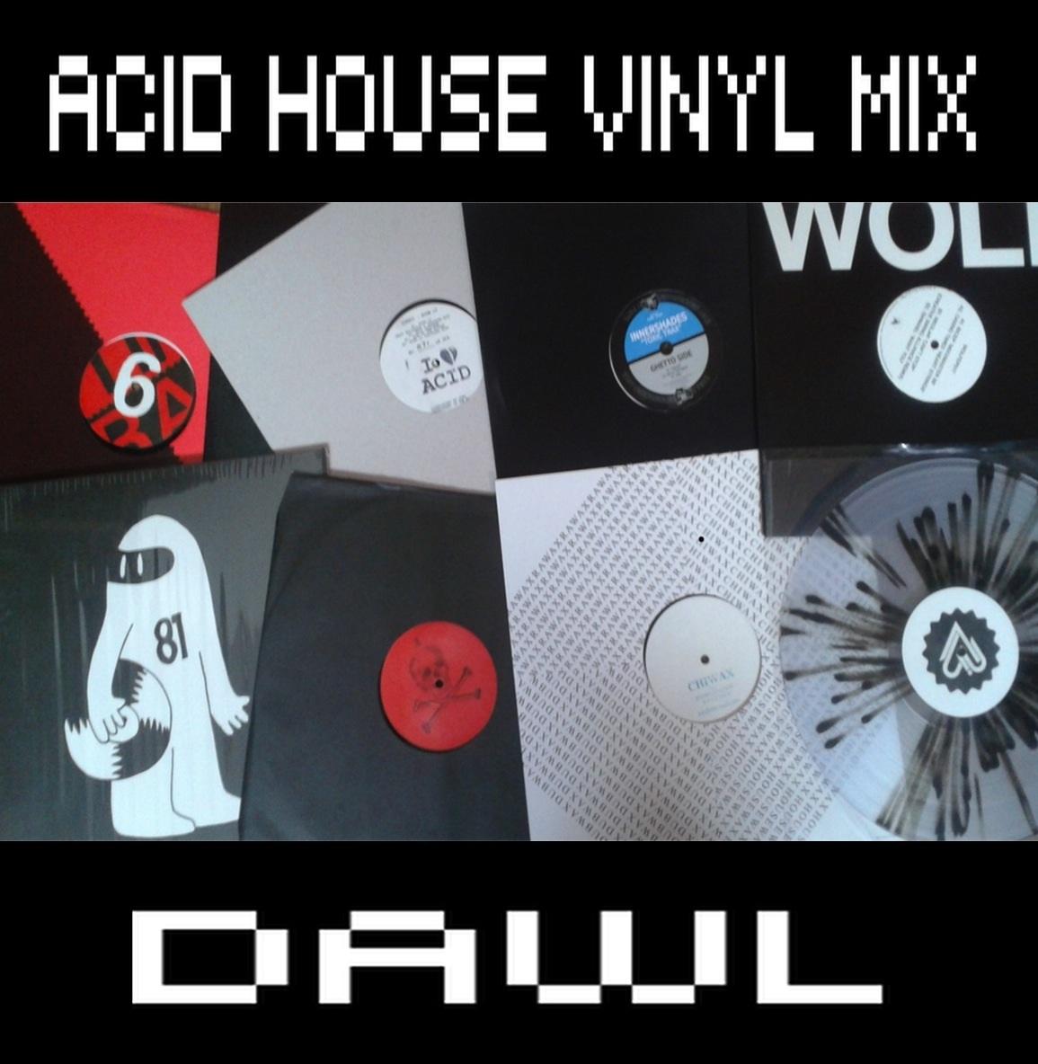 Acid for Acid house mix