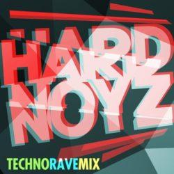 DJ Hardnoyz - Old Skool Techno Rave Mix