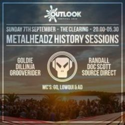 Grooverider - Metalheadz [History Set] Outlook Festival