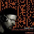 Current Value - Critical Podcast Vol.37