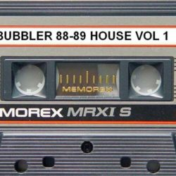 DJ Bubbler's '89 MIxtape Vol 1