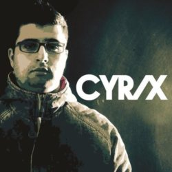 Deep Podcast #33 - DJ Cyrax Guest Mix
