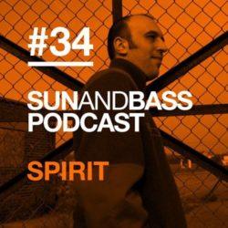 Spirit -SUNANDBASS Podcast #34