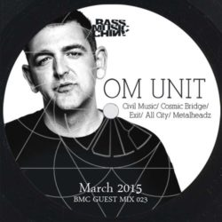 Om Unit - Bass Music China Guest Mix 023
