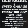 DJ Faydz Speed Garage