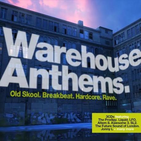 Warehouse Anthems – The Album – TV Ad