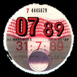 Dj Hardnoyz - Back to '89