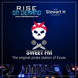 Sweet FM Takeover - RiseOnDemand - 09/08/14
